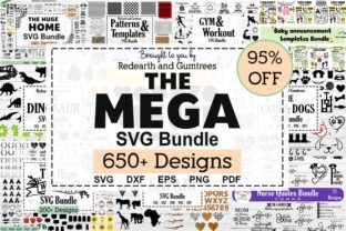 Print on Demand: The Huge Crafter's Dream Bundle Graphic Crafts By redearth and gumtrees 8