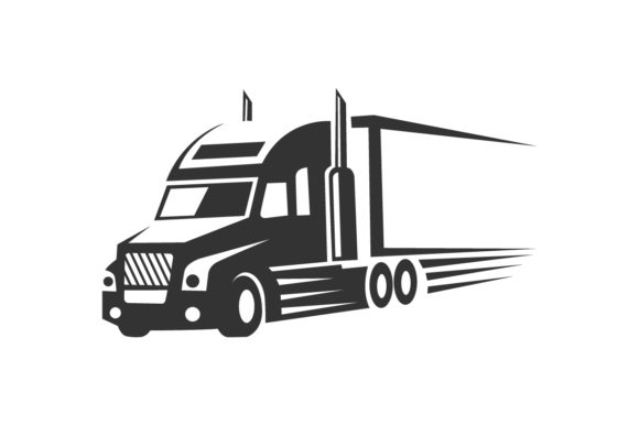 Truck Logistic Vector Graphic Logos By hartgraphic