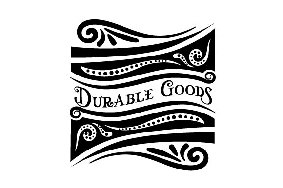 Durable Goods Garage Craft Cut File By Creative Fabrica Crafts