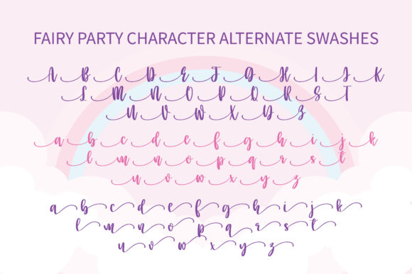 Fairy Party Font Download