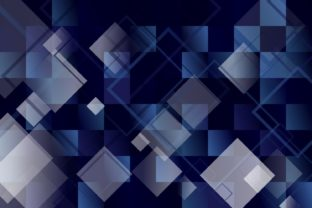 Gradient Mosaic Square Background Graphic Backgrounds By davidzydd