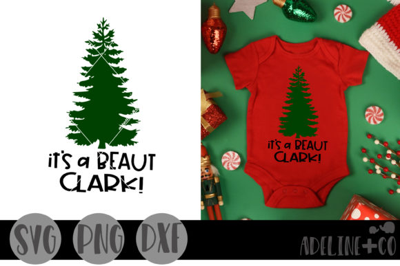 It's a Beaut Clark Graphic Crafts By adelinenco