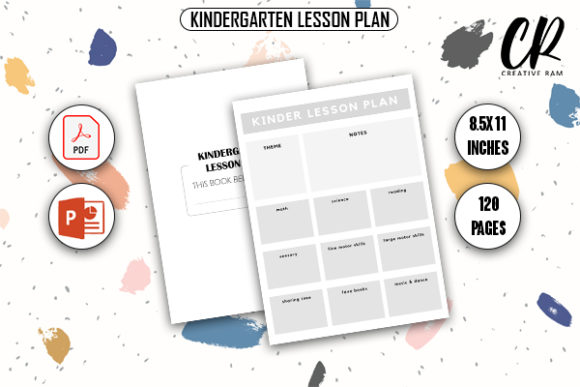 Kindergartens Lesson Plan - KDP Interior Graphic KDP Interiors By Creative Ram