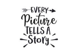 Every Picture Tells a Story Travel Craft Cut File By Creative Fabrica Crafts