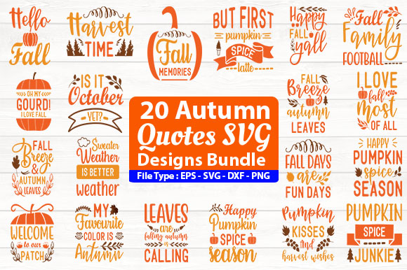 Free Harvest Thanksgiving Quotes Patterns Bundle Available In All Formats