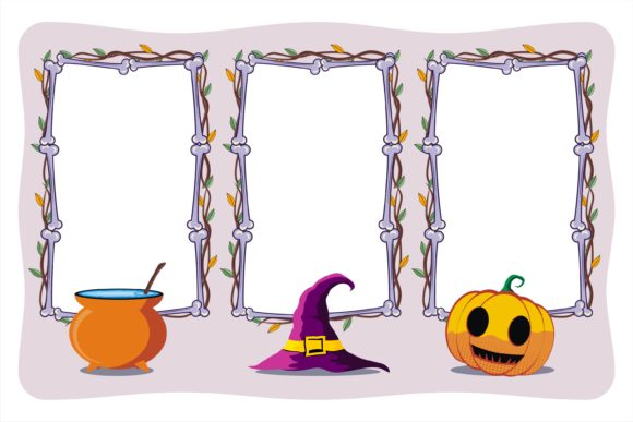 Print on Demand: Halloween KDP Daily Notes Illustration Graphic KDP Interiors By edywiyonopp
