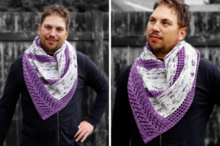 A Dash of Alchemy Graphic Knitting Patterns By rhyFlower Knits
