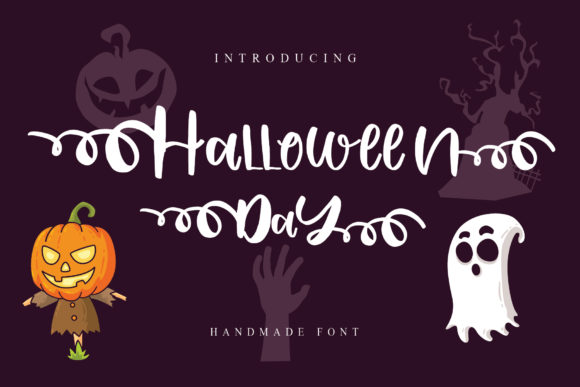 Halloween Day Font Download