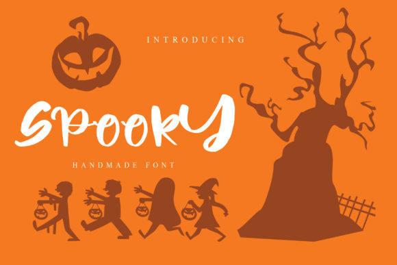 Halloween Day Font Preview