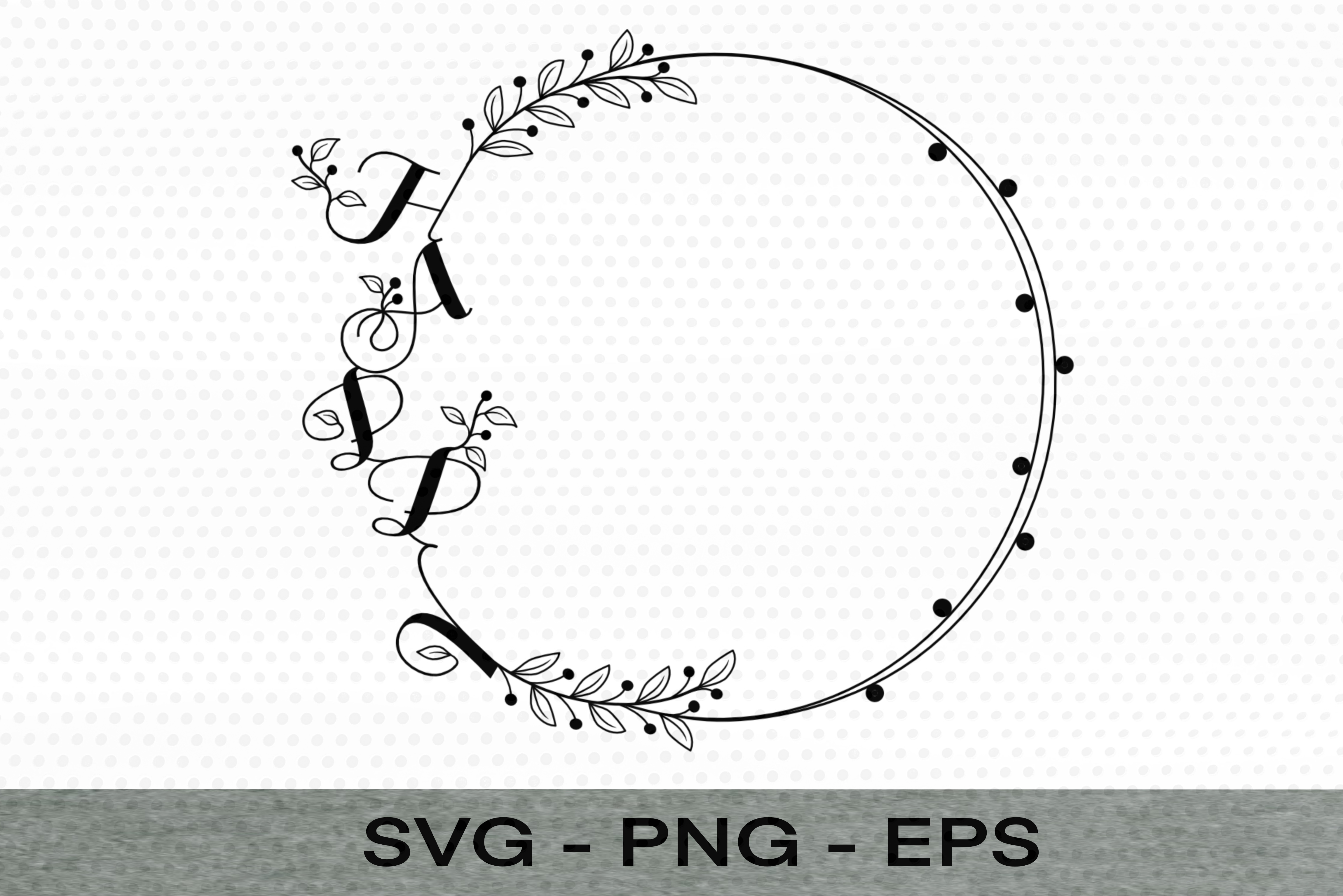 Free Svg Christmas Wreath Free Svg Cut Files Create Your Diy Projects Using Your Cricut Explore Silhouette And More The Free Cut Files Include Svg Dxf Eps And Png Files