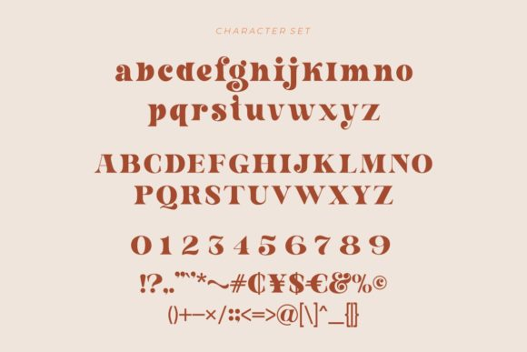 Letter Magic Font Downloadable Digital File