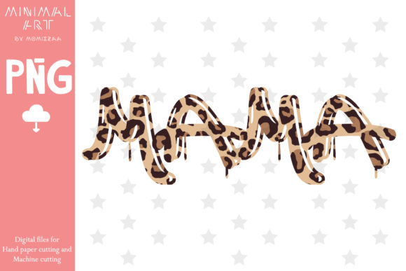 Print on Demand: Mama Mother's Day Sublimation Graphic Crafts By Momixzaa