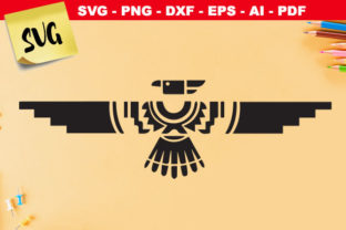 Print on Demand: Native American Thunderbird Graphic Crafts By Novart