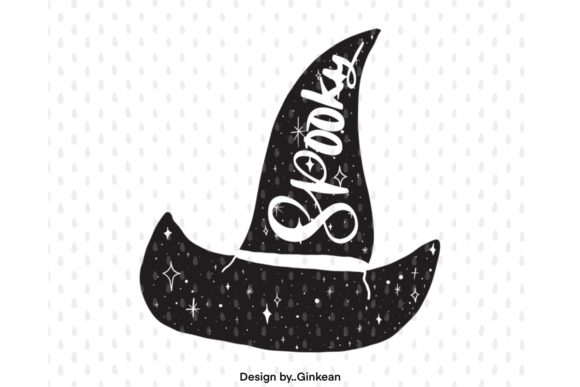 Print on Demand: Spooky Graphic Graphic Templates By Ginkean