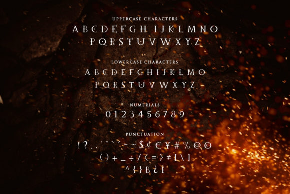 The Ancient Font Download