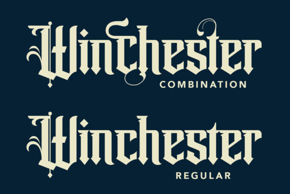 Winchester Font Download