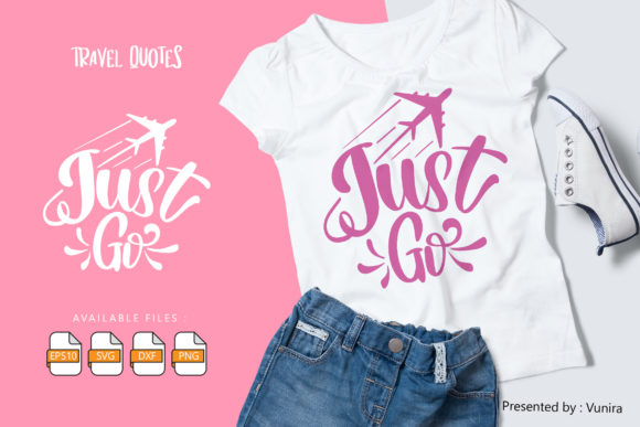 10 Travel Bundle | Lettering Quotes Graphic Preview