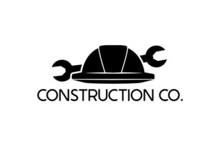 Construction Company Logo Work Craft Cut File By Creative Fabrica Crafts