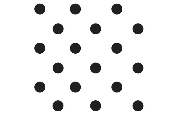 Seamless Polka Dot Background Designs & Drawings Craft Cut File By Creative Fabrica Crafts