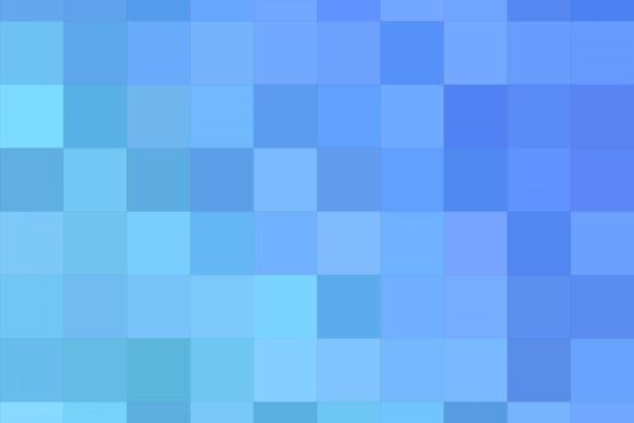 Blue Abstract Square Background Graphic Backgrounds By davidzydd