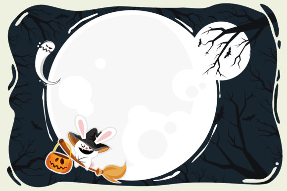 Halloween KDP Daily Planner  for Kids Graphic KDP Interiors By onoborgol