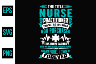 Print on Demand: Nurse T Shirts Design,Vector Graphic Graphic Print Templates By ajgortee