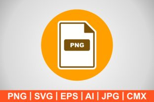 Print on Demand: Vector PNG Icon Graphic Icons By IYIKON