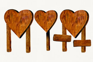 Wooden Pointer Watercolor Set - 3