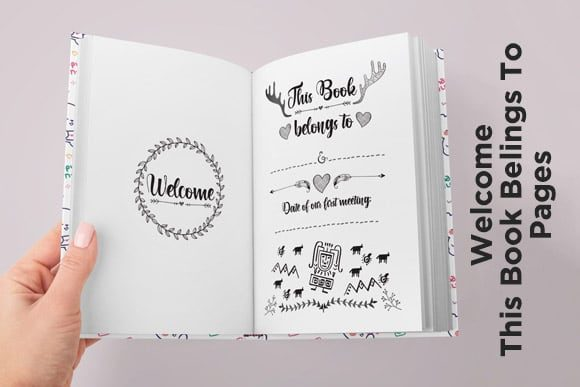 Print on Demand: KDP Couples Bucket List Journal Interior Graphic KDP Interiors By Queen Dreams Store - Image 4
