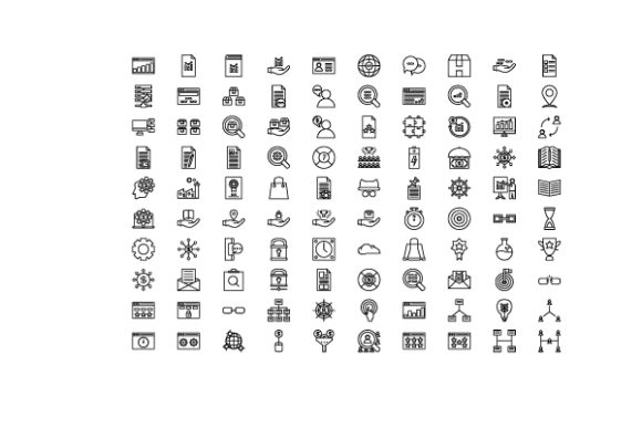 Seo Line Icon Graphic Icons By thenoun.faisal