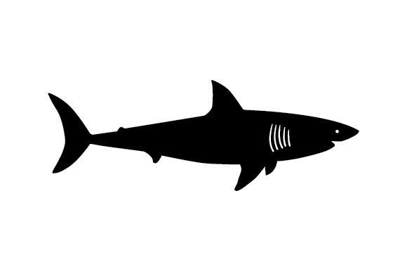 Great White Shark Cut File Download