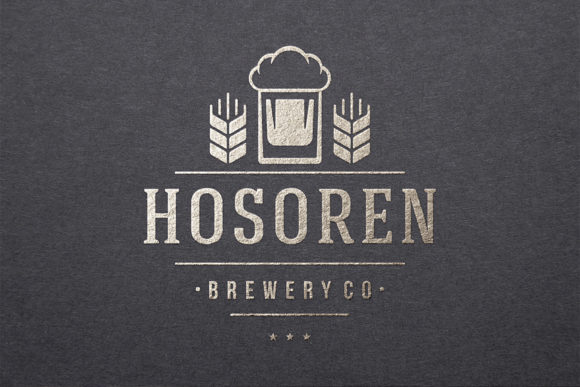 45 Beer Logotypes and Badges Graphic Popular Design