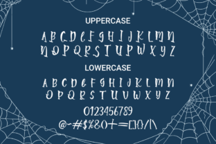 Print on Demand: Parallel Night Display Font By Rvandtype 7