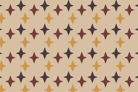 Print on Demand: Simple Assorted Pattern Design Graphic Patterns By Finart