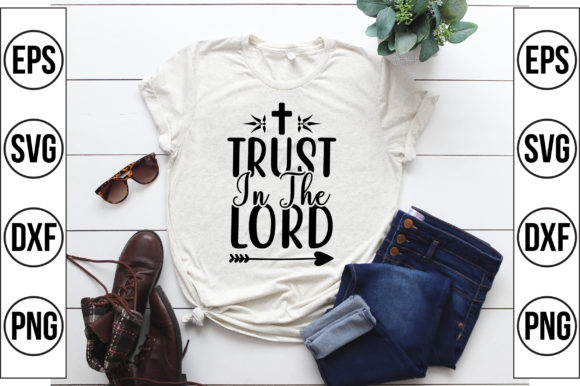 Trust in the Lord Graphic Crafts By Craft Store