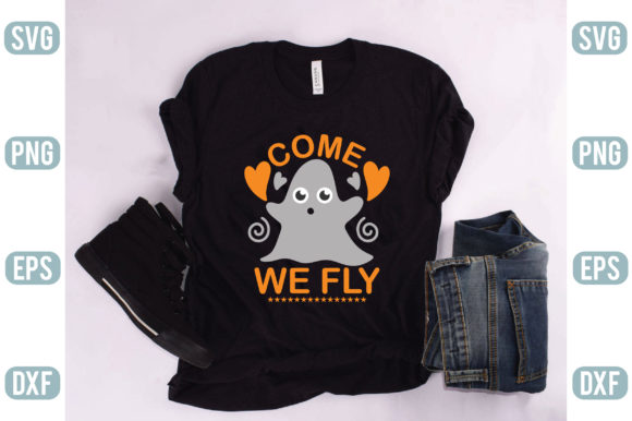 Come We Fly Graphic Crafts By creativejasim2