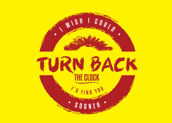 Print on Demand: I Wish I Could Turn Back the Clock Graphic Illustrations By baraeiji