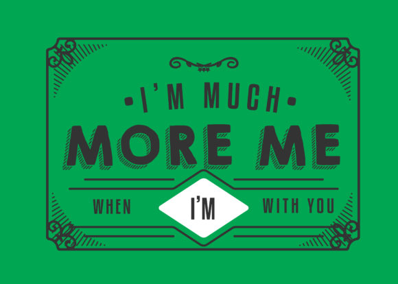 Print on Demand: I'm Much More Me Graphic Illustrations By baraeiji