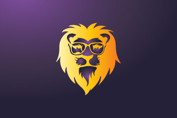 Lion Guru Logo Template - Eps 10 Graphic Logos By byemalkan