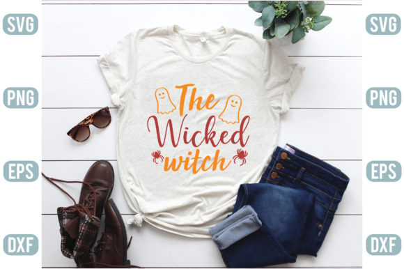 The Wicked Witch Graphic Crafts By creativejasim2