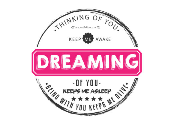 Print on Demand: Thinking of You Keeps Me Awake Graphic Illustrations By baraeiji