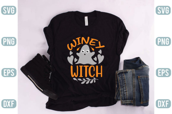 Winey Witch Graphic Crafts By creativejasim2