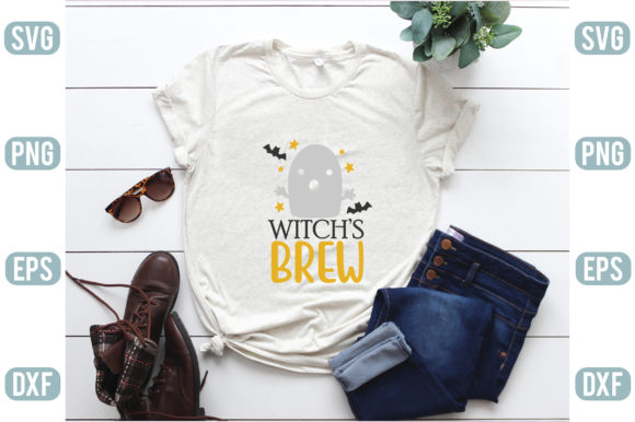 Witches Brew Graphic Crafts By creativejasim2