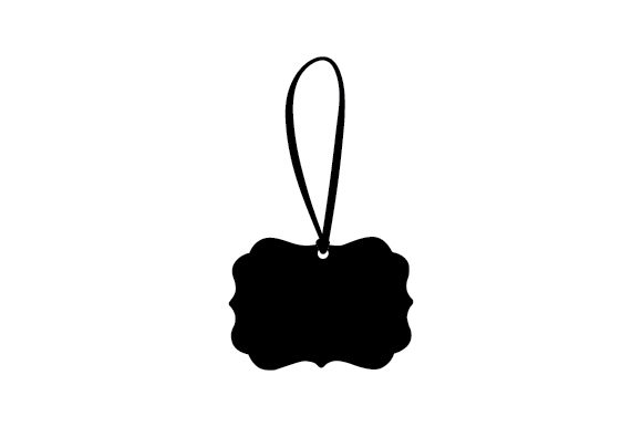 Christmas Ornament Template Cut File Download