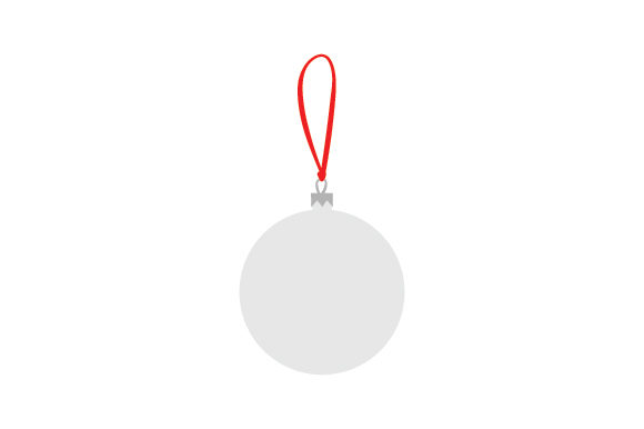 Christmas Ornament Template Christmas Craft Cut File By Creative Fabrica Crafts