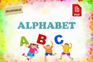 Alphabet Trace the Letters Graphic 1st grade By Pencil and paper game