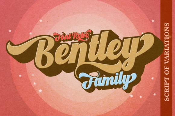 Print on Demand: Bentley Script & Handwritten Font By Artisans