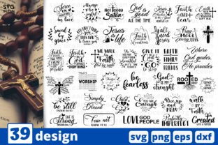 Christian Bible Quote Svg Bundle Graphic Crafts By SvgOcean