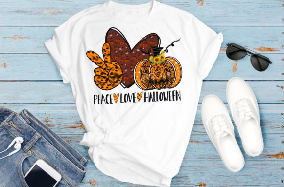 Halloween Sublimation Fall Bundle Graphic Preview