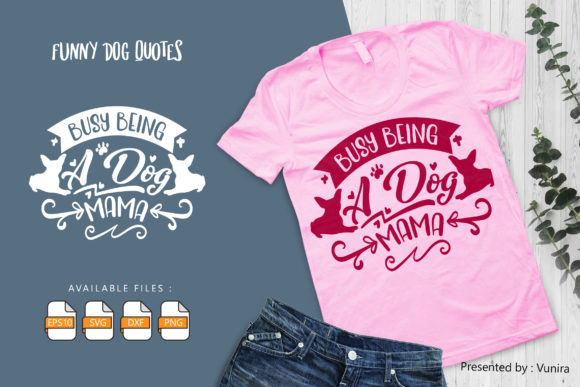 10 Funny Dog Bundle | Lettering Quotes Graphic Download